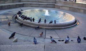 Mandusevac Fountain -Zagreb
