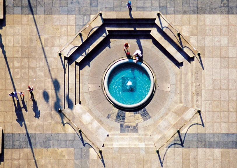 Mandushevac fountain-Zagreb