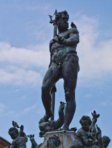 Neptun fountain- Bologna