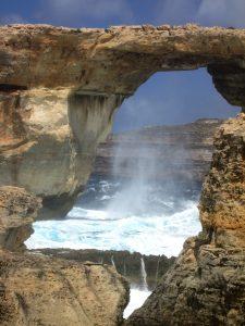 Azure Window and Blue Hole, Gozo