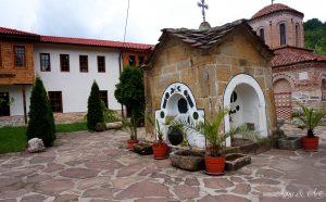 Лопушански манастир-чешма
