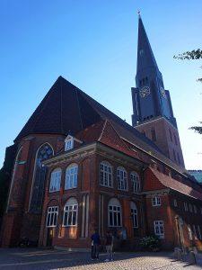 Хамбург - църква Св. Патър