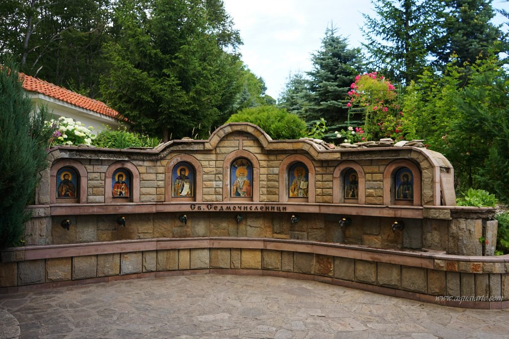 Чешма Свети Седмочисленици - Кръстова гора