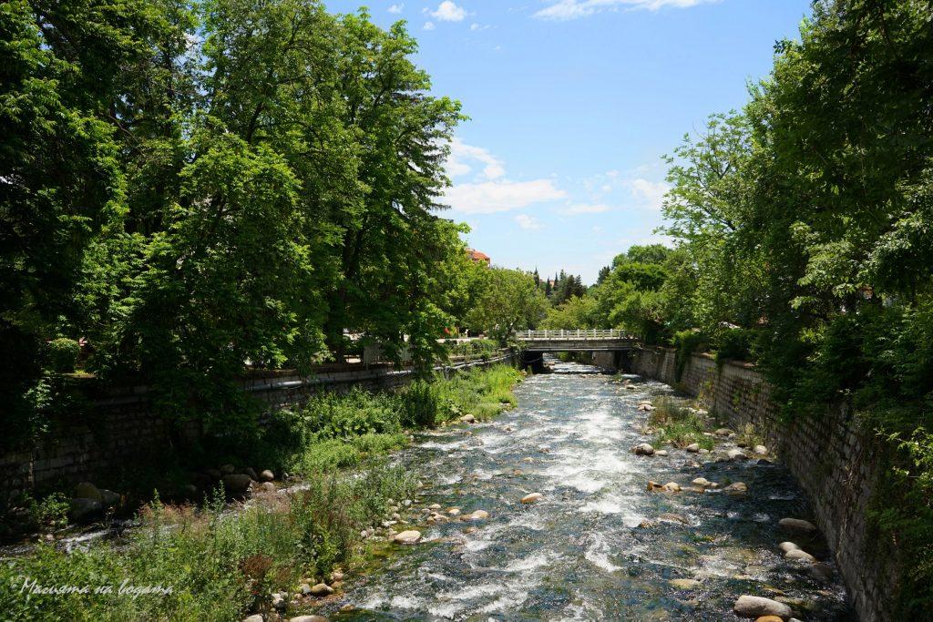 река Сатданска Бистрица