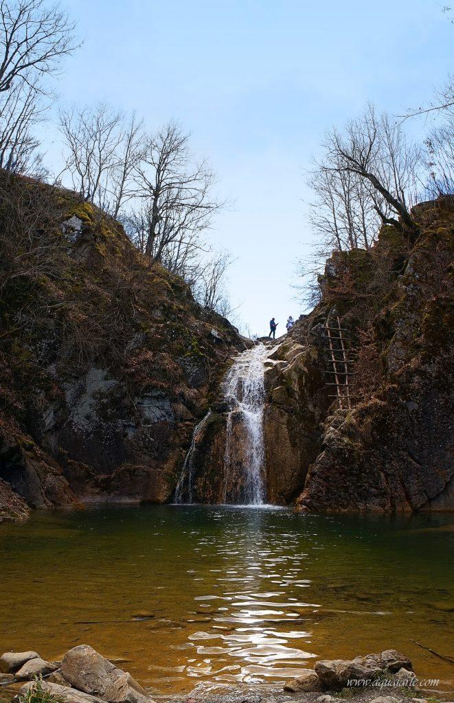 Водопад Скока